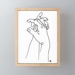 Querencia Framed Mini Art Print