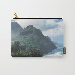 Na Pali Coast Kauai Hawaii Carry-All Pouch