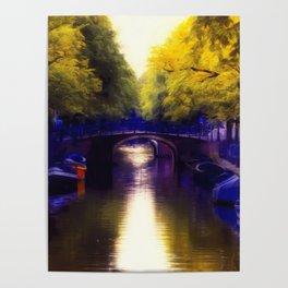 A small bridge Poster