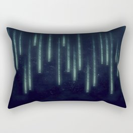 Nerd binary code Rectangular Pillow
