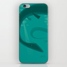 O is for Ogopogo iPhone & iPod Skin