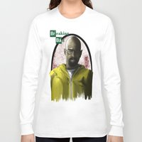 breaking bad Long Sleeve T-shirts featuring breaking bad by Dan Solo Galleries