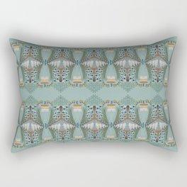 Visual Biography Rectangular Pillow