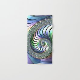 Colorful Spiral Hand & Bath Towel