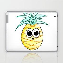 The Suprised Pineapple Laptop & iPad Skin