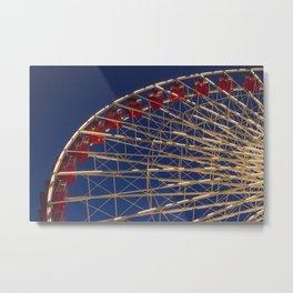 Navy Pier Metal Print
