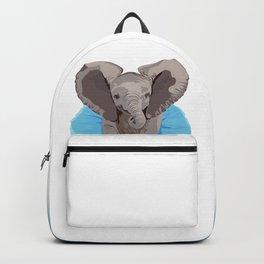 The Fanciest Elephant Backpack