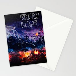 Know Hope Pt. II Stationery Cards