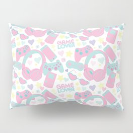 Game Lover Pillow Sham