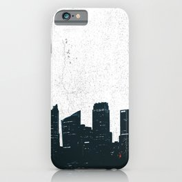 Sydney Australia, City Skyline New South Wales iPhone Case