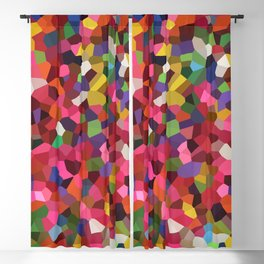 Pink Unicorn Blackout Curtain