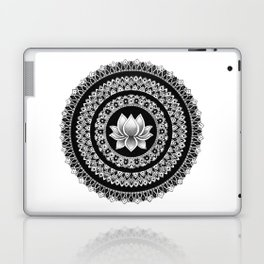 Lotus Mandala Laptop & iPad Skin