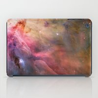 nasa iPad Cases featuring Nebula star Orion galaxy hipster NASA space and stars photo by iGallery