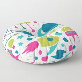Toys Pattern 01 Floor Pillow