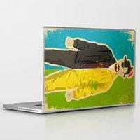 heisenberg Laptop & iPad Skins featuring Heisenberg by Danny Haas