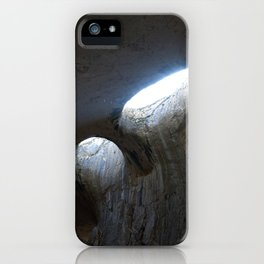 The eyes of God iPhone Case