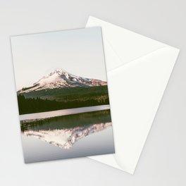 Mount Hood Reflection Stationery Cards