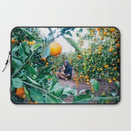 Valencian Orange Grove Laptop Sleeve