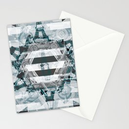 One Night in Paris Stationery Cards