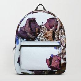 Dry roses Backpack