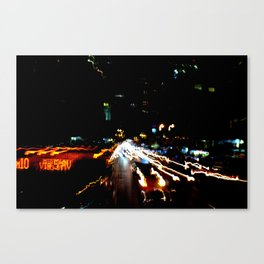 BY-PASS_NY 07 Canvas Print