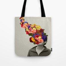 Flowerhead Tote Bag