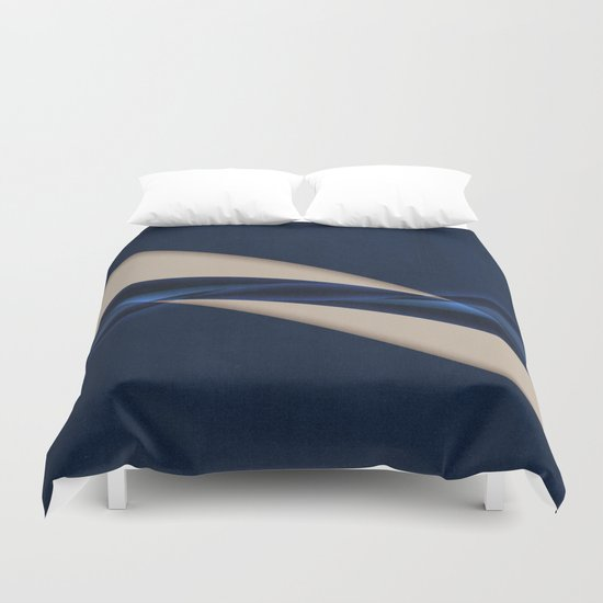 Abstract #140 Duvet Cover