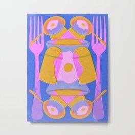 Monumental Feast Metal Print