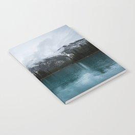 Smokey Mountains Landscape Photography Alberta Notebook