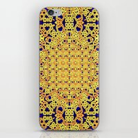 royal iPhone & iPod Skins featuring Royal by Lyle Hatch