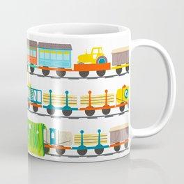 Long Train Coffee Mug