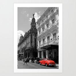 Havana 5 Art Print
