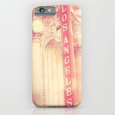 Los Angeles Theatre photograph iPhone 6 Slim Case