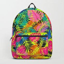hojas de colores Backpack
