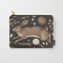 Rabbit's Garden Collection Carry-All Pouch