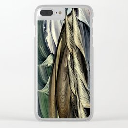 Dwarves Clear iPhone Case