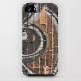 Beauty is in the Eye  iPhone Case