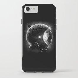 Moon's Helmet iPhone Case