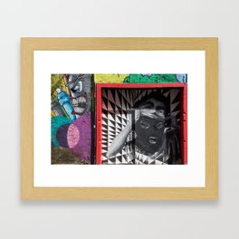 POP! #5 Framed Art Print