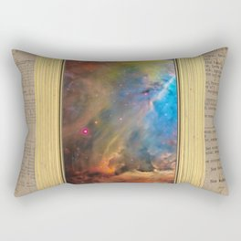 Godspeed Stephen Hawking Rectangular Pillow