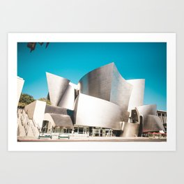 Music Hall Art Print