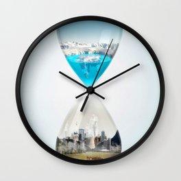 Stupid World Wall Clock