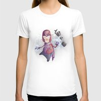 magneto T-shirts featuring Magneto Kaffee Time by Emilio Rizzo