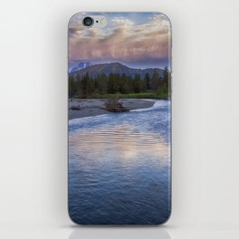 Morning on the Snake River - Grand Teton national Park iPhone Skin
