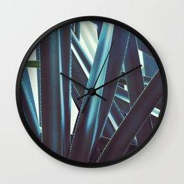 Agave III Wall Clock