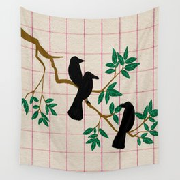 A murder Wall Tapestry