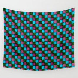 Bodacious Island Paradise and Lush Meadow Patchwork Wall Tapestry