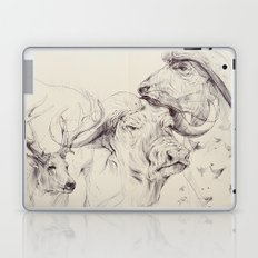 Cape Buffalo Laptop & iPad Skin