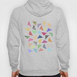 Colorful geometric pattern Hoody