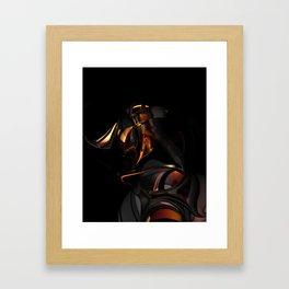 Dark Bernstein Framed Art Print